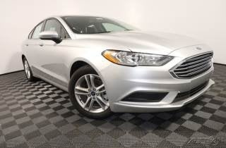 New 2018 Ford Fusion Se Lease For 199 Month